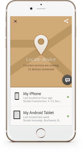 Avira Phone Finder