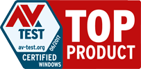 "Avira Antivirus Pro was awarded ""Top Product"""