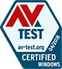 AV Test also reviewed Antivirus Pro