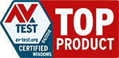 AV Test also reviewed Antivirus Pro, Antivirus Pro earned not only the certification but also the Top Product award