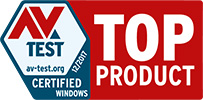 Antivirus Pro is yet again discerned the Top Product award by AV Test