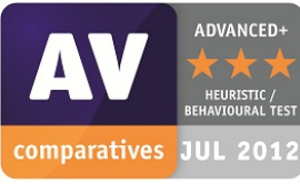 AV-Comparatives July 2012