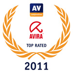 AV-Comparatives: best scanning speed 2010 - Gold