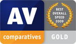 AV Comparatives Gold 2009
