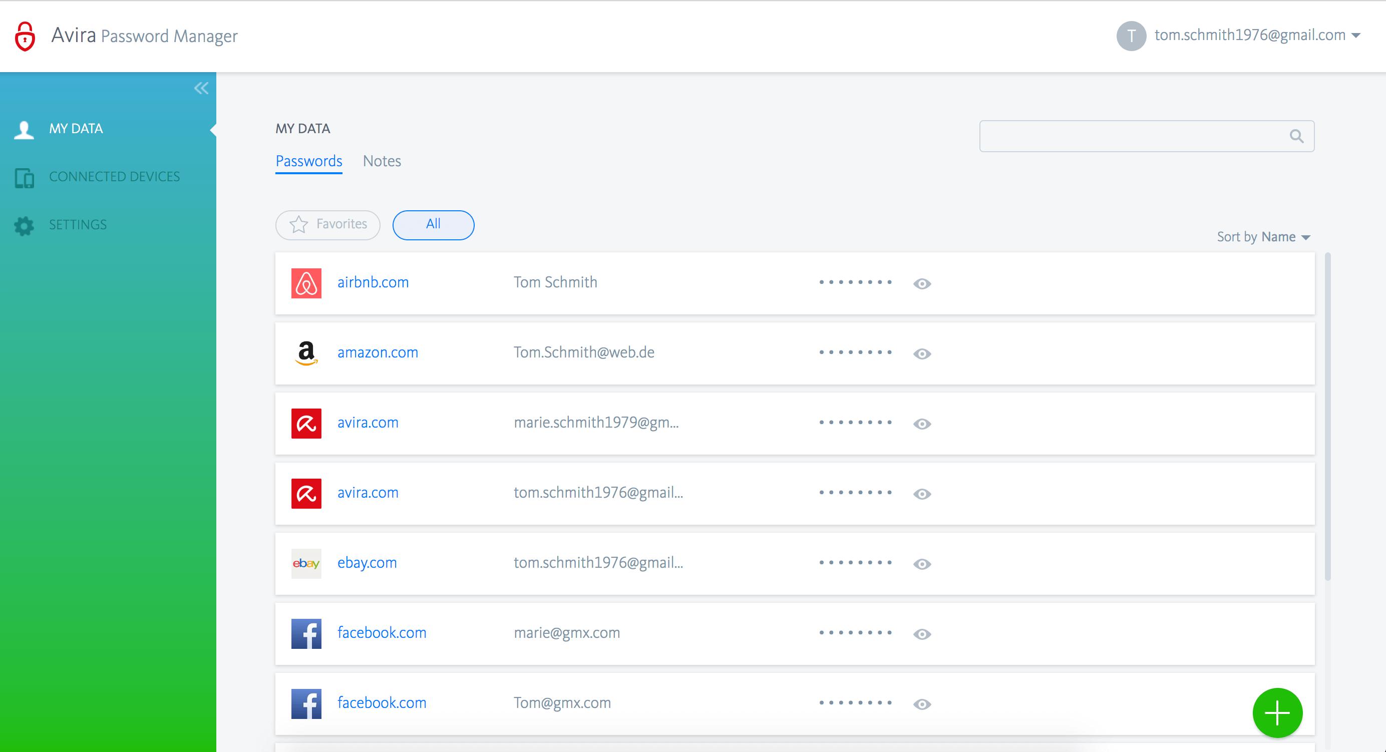 Resultado de imagem para Avira Password Manager
