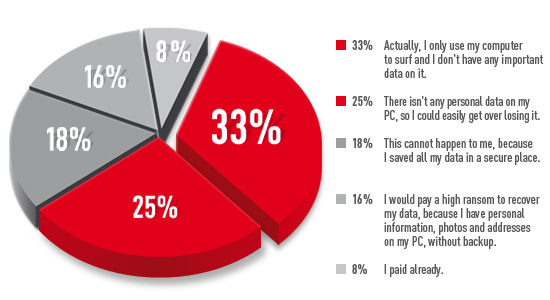 Avira survey 2010 Data Loss