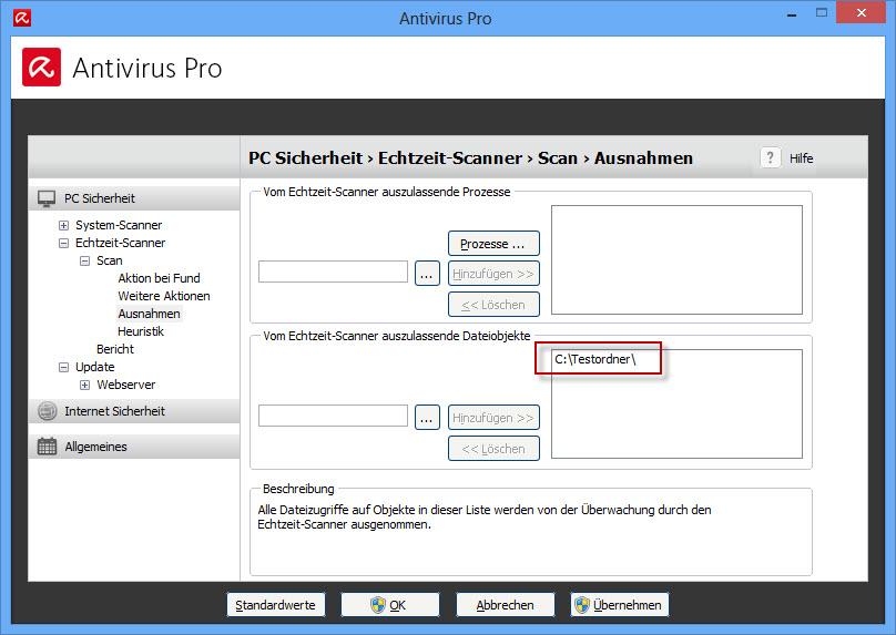 antivirus-pro_extras_konfiguration_pc-sicherheit_echtzeit-scanner_scan_ausnahmen_dateiobjekte_de