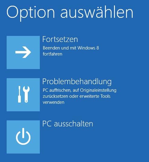 Wie Starte Ich Windows 8 Im Abgesicherten Modus