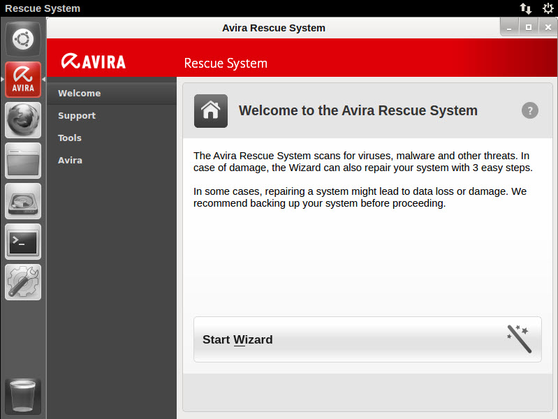 rescue-system_welcome