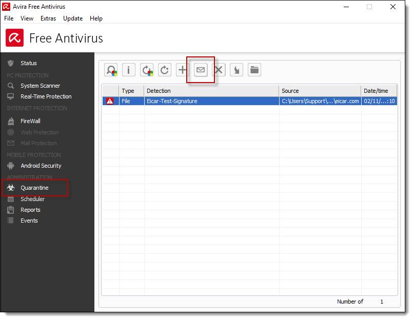 AVIRA Antivirus Definition Update May 31 Download - TechSpot