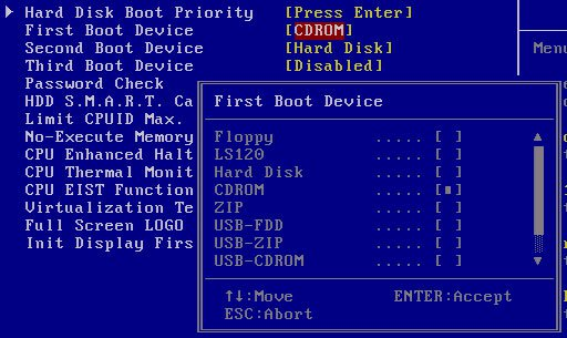 How do I change the boot sequence in BIOS? - Avira Answers