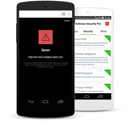 Avira Antivirus for Android - Mobile Security App
