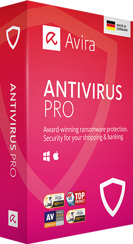 Download Antivirus Pro 2019 for Windows & Mac | Avira