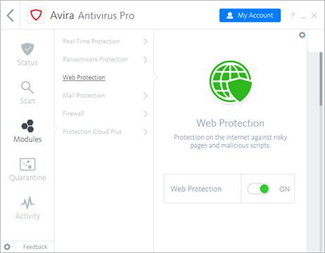 FULL Avira Premium Security Suite Keys - 3 months