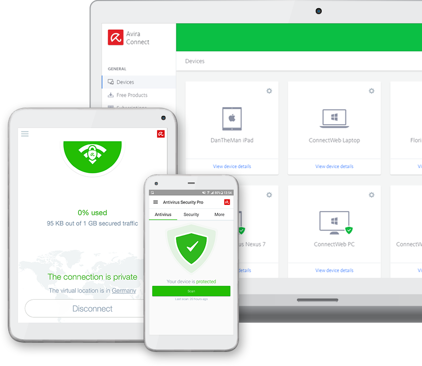 Avira Prime, all-in-one access to our premium services