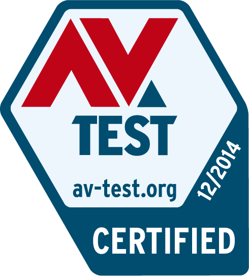 Avira AV-Test award