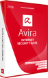 Avira Internet Security Suite product box shot