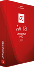 Antivirus Pro product box shot