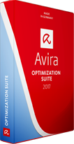 Avira Optimization Suite product box shot