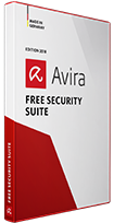 Free Security Suite product box shot
