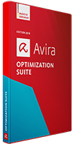 Avira Optimization Suite product box