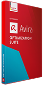Produit Avira Optimization Suite