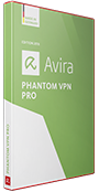 Phantom VPN product box shot
