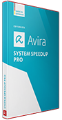 Avira System Speedup Pro product box shot