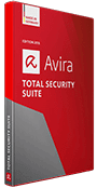 Avira Total Security Suite product box shot