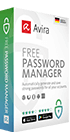 Free Password Manager product box shot