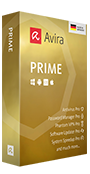 Avira Prime product box shot