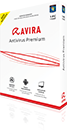 Avira Antivirus Premium 2013 Product Box