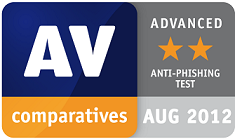 AV-Comparatives August 2012