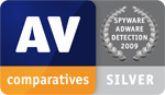AV Comparatives Silver 2009