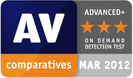 AV-Test Internet Security 2012