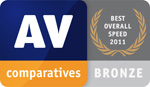 AV-Comparatives: Overall Performence - bronze