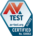 AV-test February 2013 Internet Security 2013