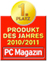 PC Magazin - 1. place: Product of the year 2010 / 2011