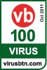 VB100 for Avira Server Products in October 2011