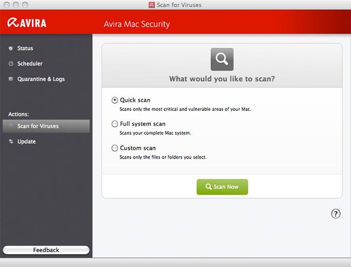 antivirus avira gratis da scaricare in italiano
