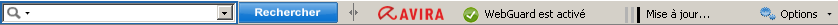 Avira SearchFree Toolbar - Mise à jour