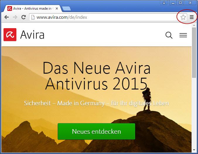 Avira Browserschutz Chrome