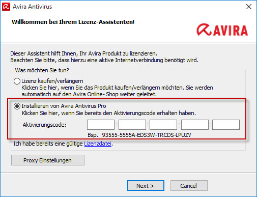 antivirus-pro_control-center_de