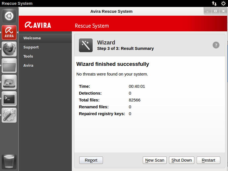 rescue-system_wizard_result-summary