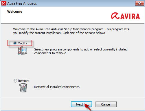 Antivirus Avira Da In Italiano