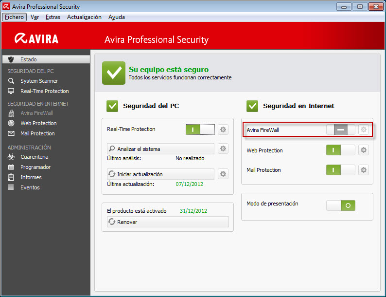 proffesional-security-2013_enable_firewall_ES