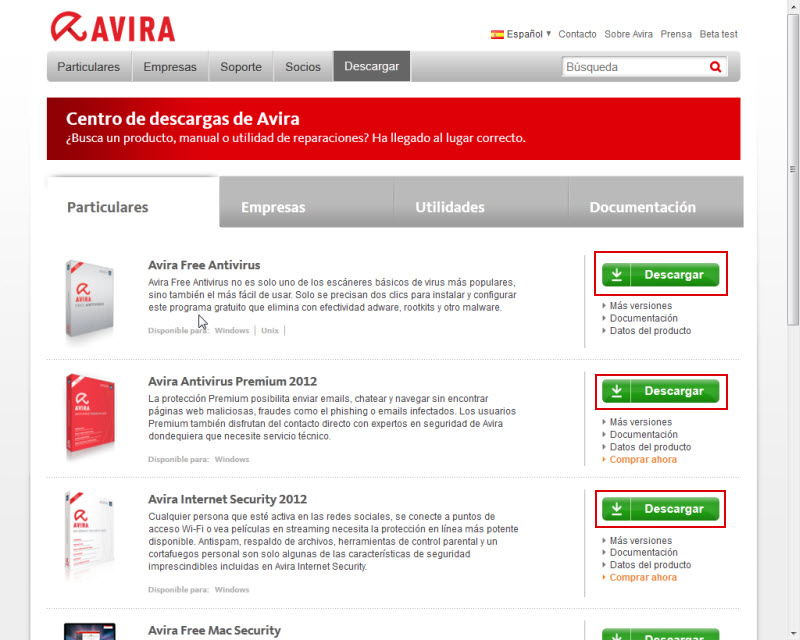 avira-website_download-center_es