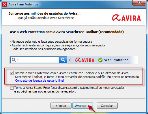 free-antivirus_change-installation_modify_install-web-protection_pt-br