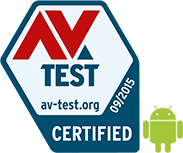 AV Test Certified Award - Android