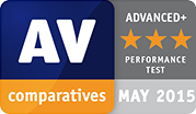AV Test Comparatives Award - Performance Test